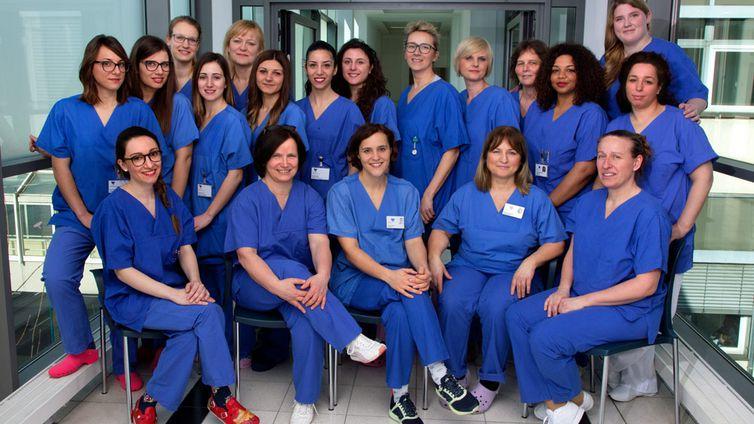 Klinik Für Gynäkologie Und Geburtshilfe Am Hospital Zum Heiligen